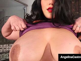 Angelina castro, diamond doll, goddess